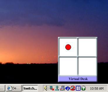 Virtual Desk 1.2 screenshot