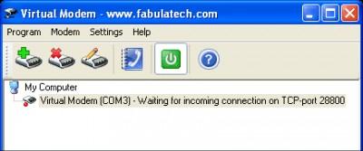 Virtual Modem 2.2.2 screenshot