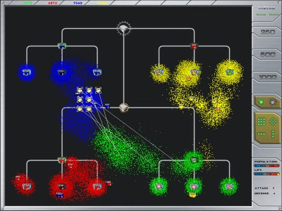 Virus 1.22 screenshot