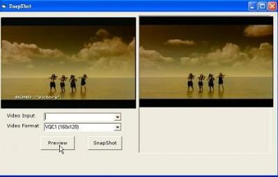 VISCOM Video Capture ActiveX SDK 8.0 screenshot