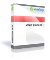 VisioForge Video Info SDK (Delphi Version) 1.60.3 screenshot
