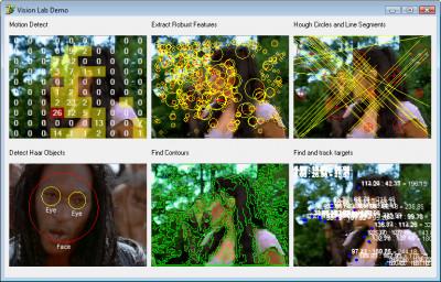 VisionLab VC++ 5.0.3 screenshot