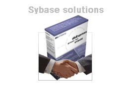 VISOCO dbExpress driver for Sybase ASE (Win32 and 2.3 screenshot