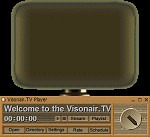 Visonair.tv Player 1.3 screenshot