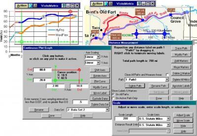 VistaMetrix 1.38 screenshot