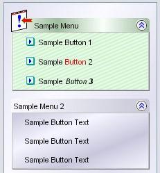 Visual Java/SWING Components Library 2.3 screenshot