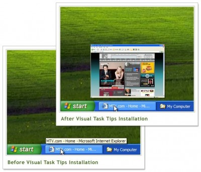 Visual Task Tips 2.1 screenshot