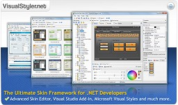 VisualStyler.Net 2.4.52000. screenshot