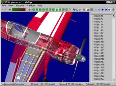 Vizup Desktop Professional Home and Student 4.6.8 screenshot