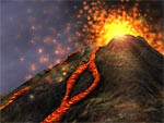 Volcano 3D 1.0 screenshot
