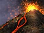 Volcano 3D 1.0 screenshot