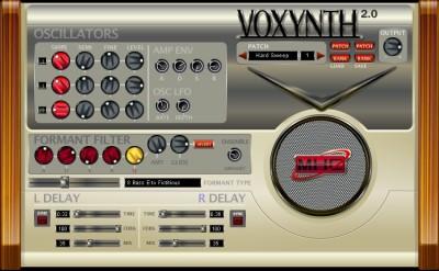 Voxynth 2.0.2 screenshot