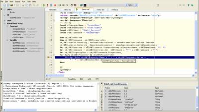 Vrode Script Editor 6.9.4 screenshot