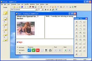 VTrain (Vocabulary Trainer) Free 5.5 screenshot