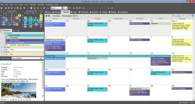 VueMinder Pro 2020.08 screenshot