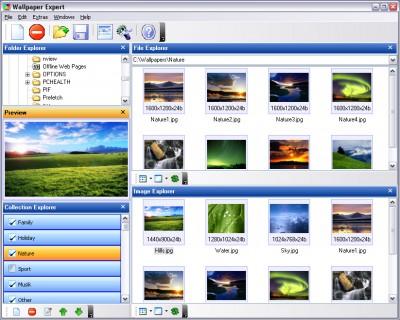 Wallpaper Expert 3.8.4 screenshot