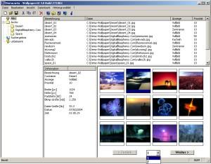 Wallpaper4U 3.41 screenshot