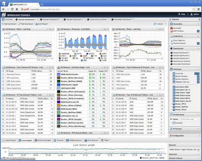WANGUARD 5.0 screenshot
