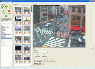 WatchSome Webcams 2.17 screenshot