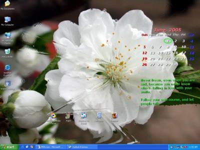 Water Desktop 3.0.1 screenshot