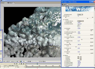 Water for After Effects 1.03 screenshot