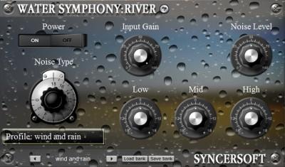 Water Symphony: River 1.0.1 screenshot