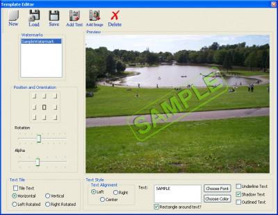 WatermarkIt 1.2 screenshot
