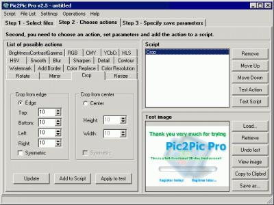 WaveL Pic2Pic Pro 2.1 screenshot