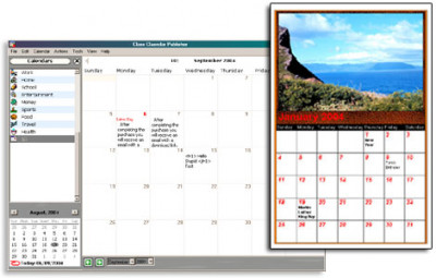 Web Calendar Pad 2020.2 screenshot