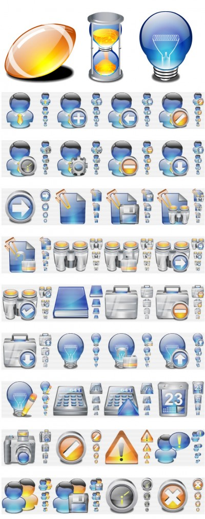 web icons Lumina style 1.0 screenshot