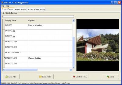 Web It! 2.61 screenshot
