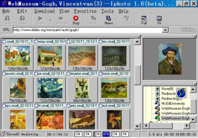 Web Pictures Downloader 3.3 screenshot