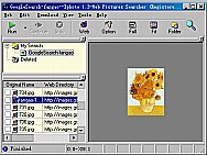 Web Pictures Searcher 1.86 screenshot