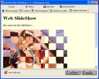 Web SlideShow 1.0 screenshot