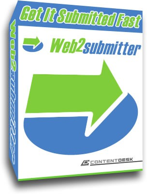 Web2Submitter - Web2.0 Auto Submission 1.9 screenshot