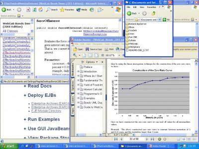 WebCab Bonds (J2EE Edition) 2 screenshot