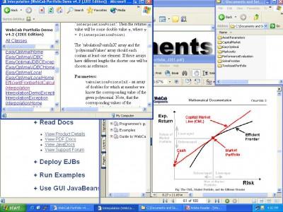 WebCab Portfolio (J2EE Edition) 5.0 screenshot