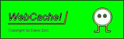 WebCache 6.95 screenshot