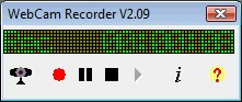 WebCam Recorder 2.10 screenshot