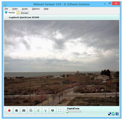 Webcam Surveyor 3.7.0 screenshot