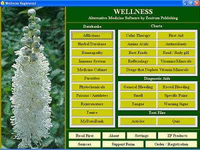 Wellness 4.4 screenshot