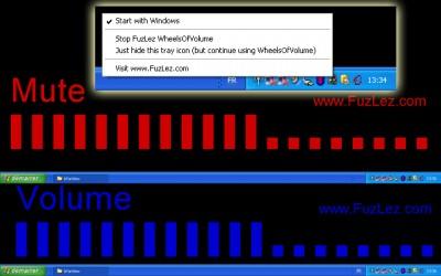 WheelsOfVolume 1.00 screenshot