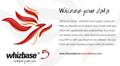 WhizBase 6 screenshot