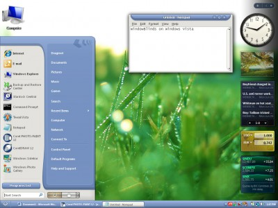 Windowblinds 5 5.51 screenshot