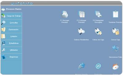 Winfotinto 2.0 screenshot