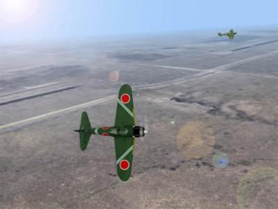 Winged Aces 3D Screensaver 1.0 screenshot