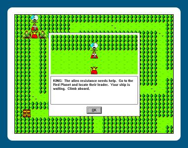 Winged Warrior II 2.41.75 screenshot