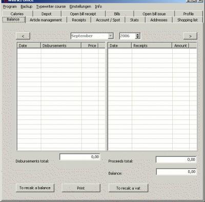 WinHKI for your Business 1.07 screenshot