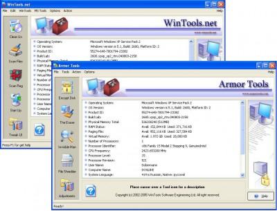 WinTools.net Extra 8.8 screenshot