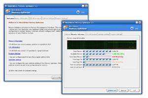 WinUtilities Memory Optimizer 3.63 screenshot